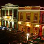 Fortaleza bairro histórico