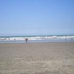 Praia Grande areia