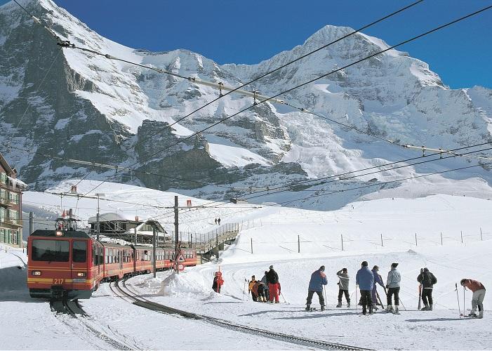 Ski Interlaken