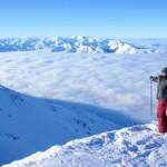 Alpes gelo