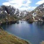Alpes lago