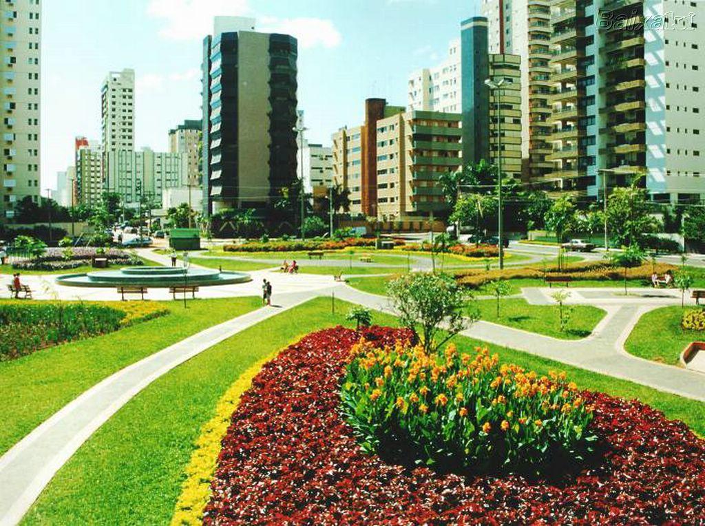 Goiânia - A capital verde do Brasil.