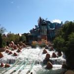Ilha da aventura cachoeira