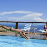 Pousada Solar piscina