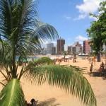 Praia da Costa coqueiro