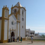 Praia da Luz igreja