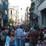San Telmo rua
