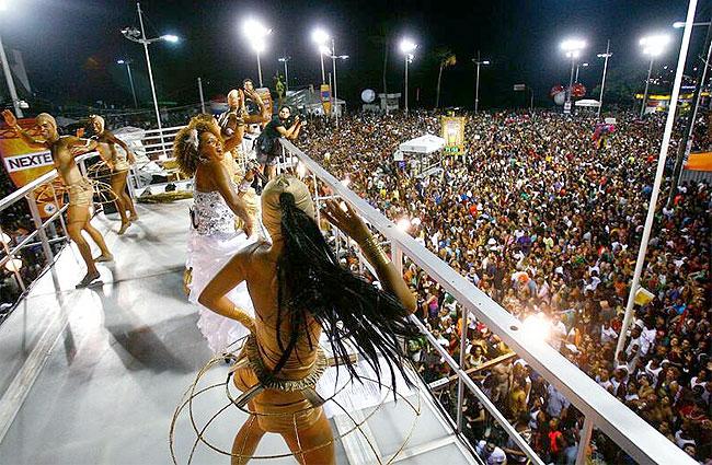 Carnaval em Salvador - BA