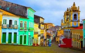 pelourinho-salvador-Brazil