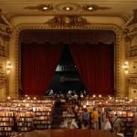 Livraria Ateneo teatro