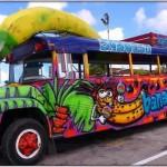 Passeio de Banana Bus