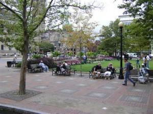 Praça Copley Square