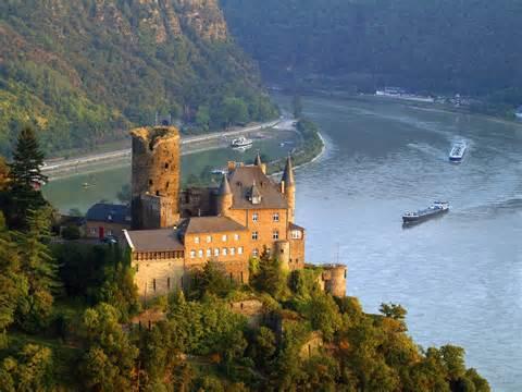 Castelo na Alemanha