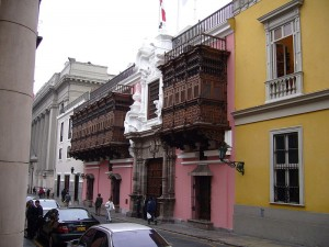 Palácio da Torre Tagle