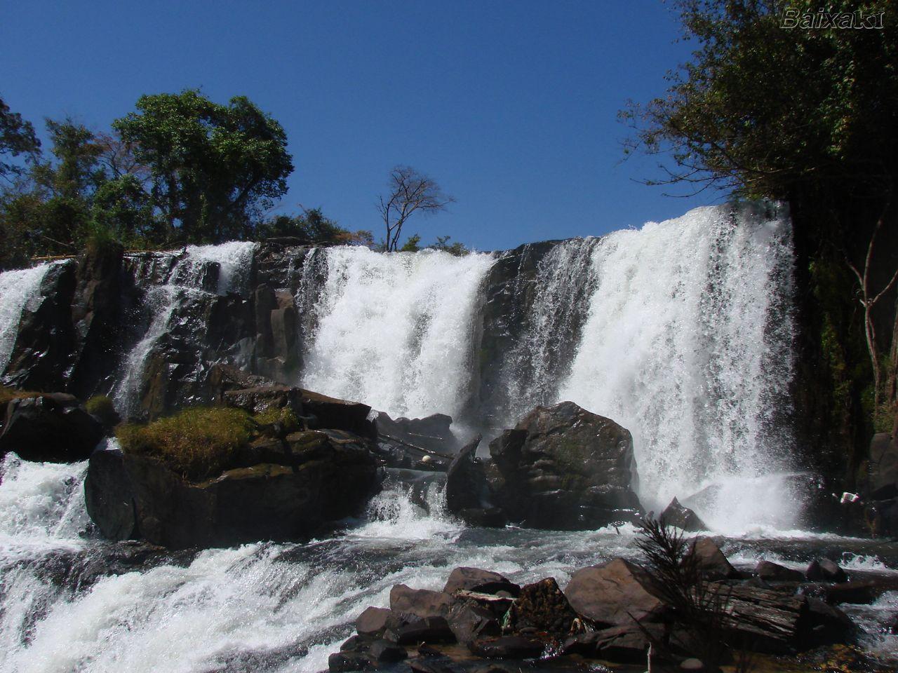 cachoeira do rio araguaia
