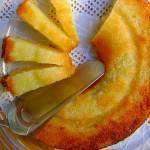 comidas típicas do pará bolo de macaxeira