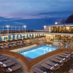 cruzeiros marítimos piscinas