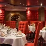 cruzeiros marítimos restaurantes
