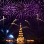 fogos de artificio em paris