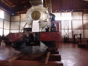 museu ferroviario porto velho