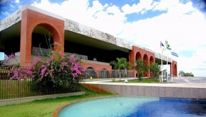palácio do araguaia