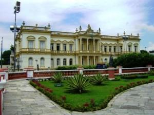 palácio da justiça manaus
