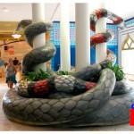 palacio das serpentes