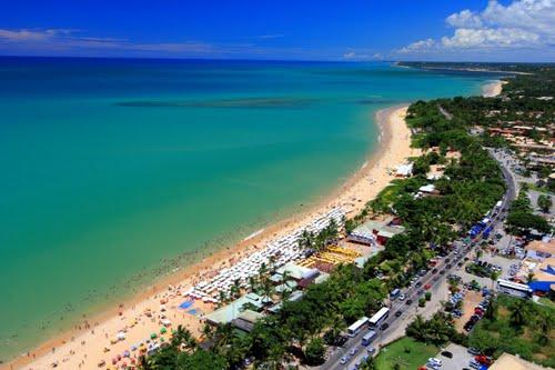 praia de itaperuan