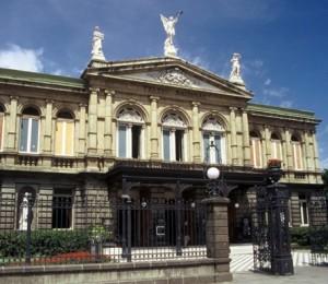 Teatro Nacional da Costa Rica