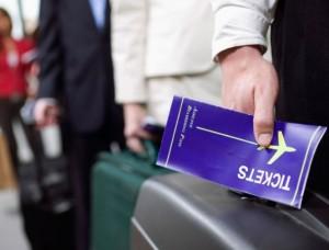bilhete de passagem