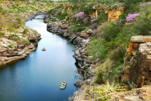 cãnion do rio poty