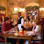 carib club princess restaurante