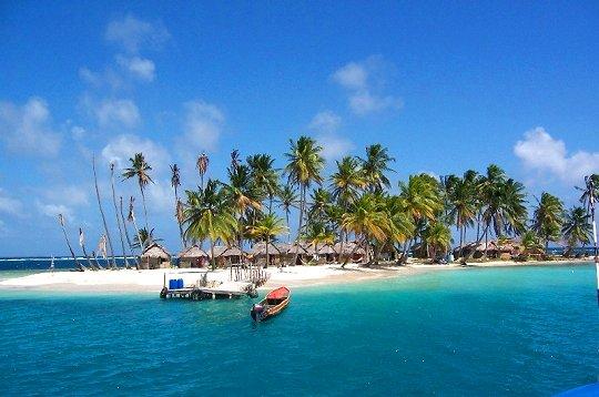 Panama - Foto da praia