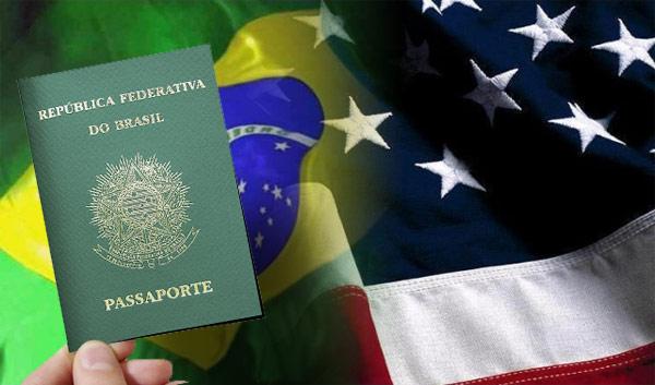 remarcar o visto americano