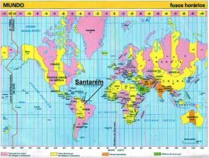 f9b83670b17 Fuso horário mundial - Brasil VIP - Passagens Aéreas