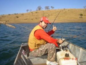 pesca em buriti alegre