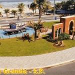 praça de praia grande