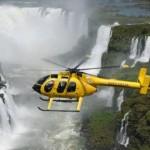 voo de helicoptero