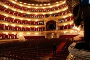 teatro bolshi