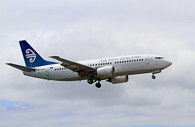 Avião e dicas de viagem