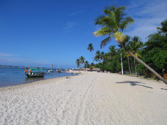 Ilha de Boipeba (Foto: Reprodução)