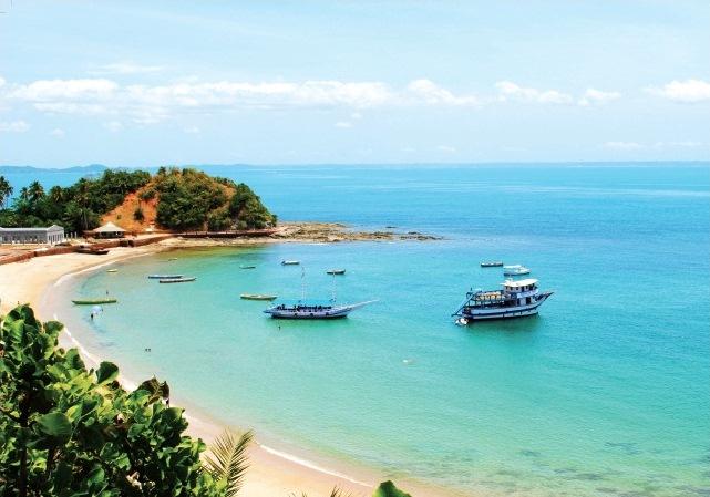 Ilha de Itaparica (Foto: Reprodução)