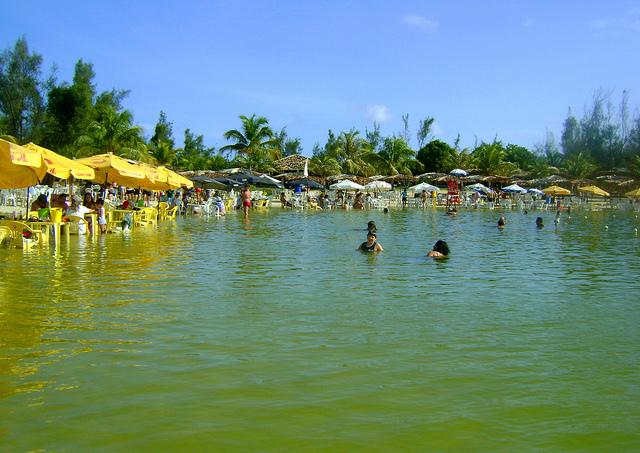 Lagoa de Pitangui (Foto: Reprodução)