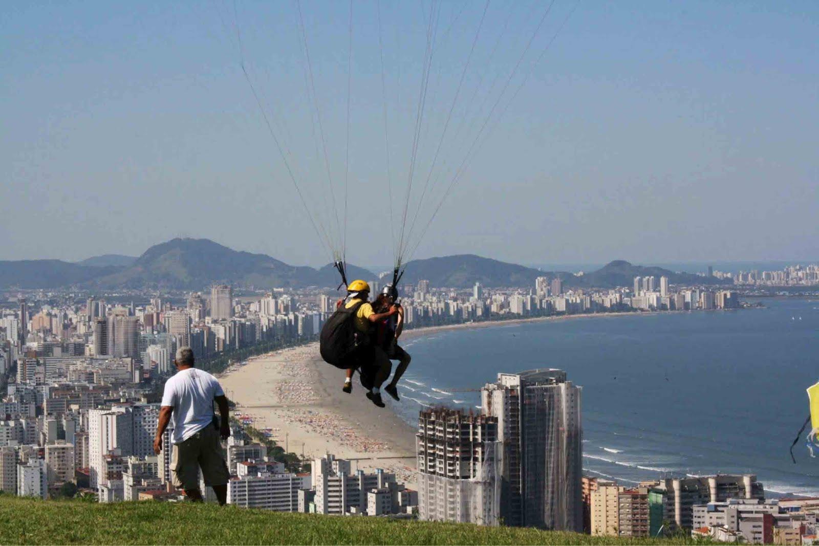 Morro do Itararé (Foto: Reprodução)