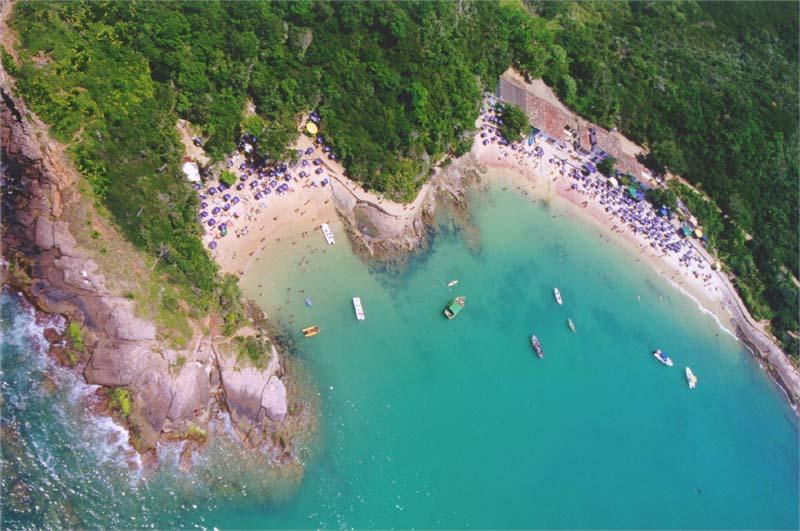 Praia Azeda e Azedinha (Foto: Reprodução)