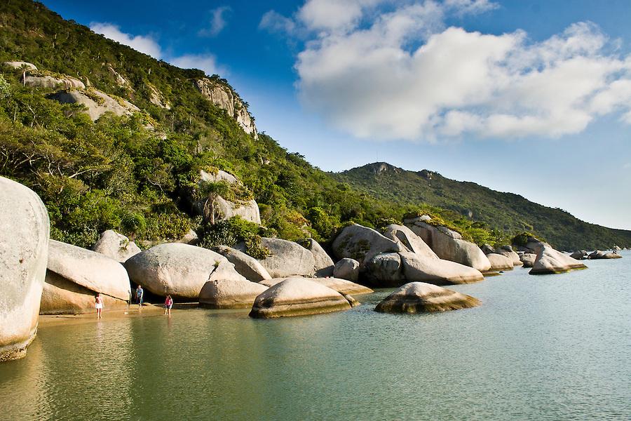 Praia Canto Grande (Foto: Reprodução)