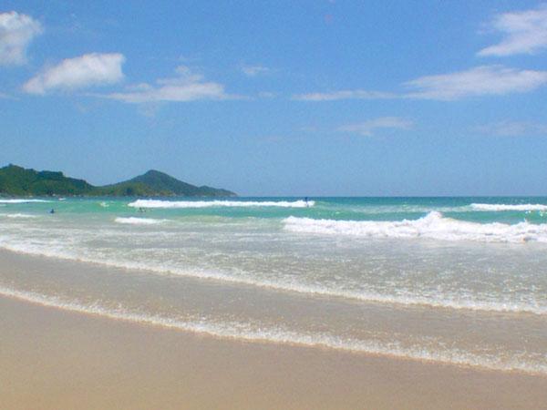 Praia Mariscal (Foto: Reprodução)