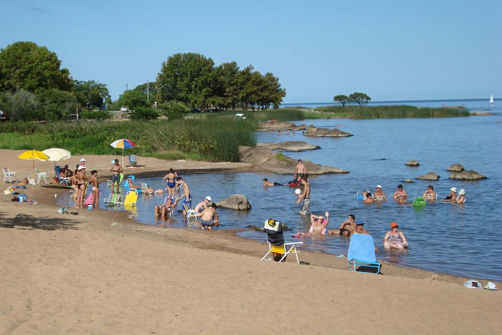 Praia Nereidas (Foto: Reprodução)