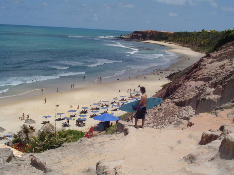 Praia da Pipa  (Foto: Reprodução)
