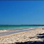 Quarta Praia é considerada bela e selvagem ao longo de sua extensão